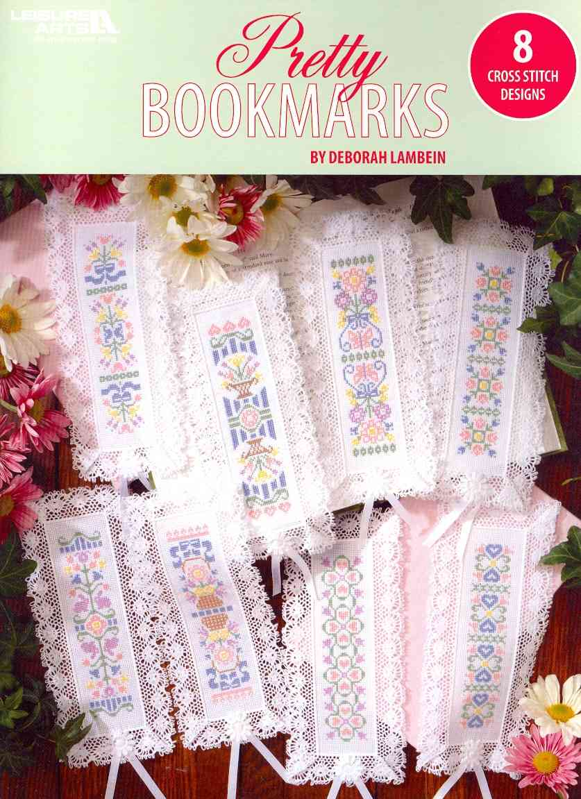 Pretty Bookmarks By Lambein, Deborah