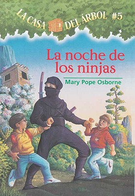 La Noche De Las Ninjas / Night Of The Ninjas By Osborne, Mary Pope
